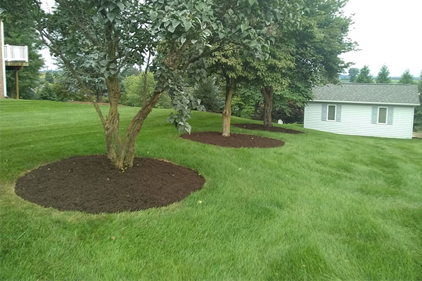 Mulching & Lawn Care - Landscaping Services in Chambersburg & Shippensburg, PA
