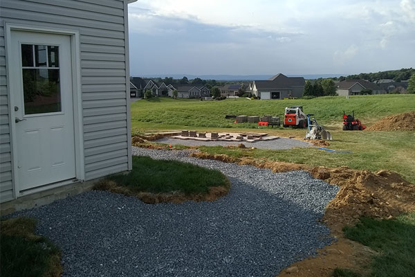 Outdoor Living Space Development, Professional Hardscaping - Landscaping Services in Chambersburg & Shippensburg, PA