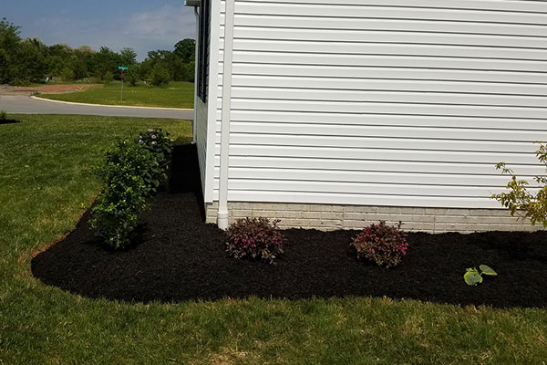 Mulching Services in Chambersburg & Shippensburg, PA