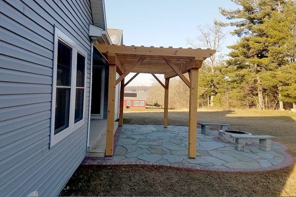 Outdoor Living Spaces & Pergolas in Chambersburg & Shippensburg, PA