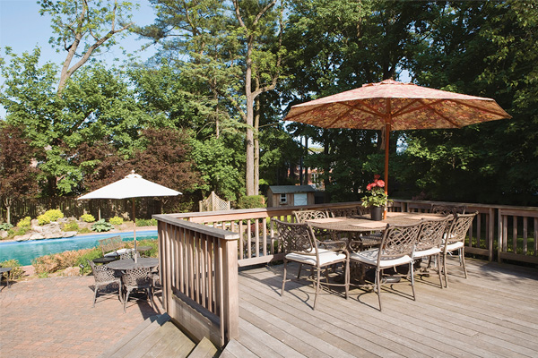 How to Add Shade to a Deck or Patio